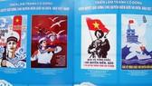 """Triển lãm tranh cổ động """"Biên giới và biển đảo Việt Nam"""""""