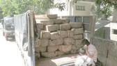 Thừa Thiên – Huế: Một buổi sáng bắt 3 vụ gỗ lậu