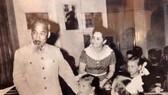 Trưng bày nhiều hiện vật quý về Chủ tịch Hồ Chí Minh với nước Nga