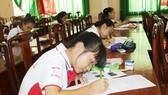 78 học sinh tranh tài tại vòng chung kết Prudential-Văn hay chữ tốt khu vực ĐBSCL