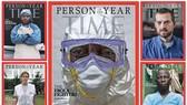 Vinh danh những người trên mặt trận chống Ebola