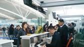 Sân bay Nội Bài khai trương dịch vụ tại nhà ga T2