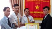 Đà Nẵng: 3 lái xe taxi mưu trí bắt trộm