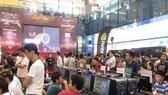 Chung kết MPGL 2014 ASEAN: ViewSonic trình diễn màn hình hiển thị cho game