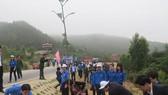 Phát động Tết trồng cây tại Vũng Chùa