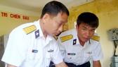 Trắc thủ radar trên đảo Thổ Chu