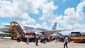 Thêm hãng hàng không giá rẻ mở đường bay Chu Lai - TPHCM