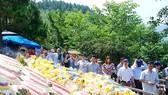Hơn 210.000 lượt khách viếng mộ Đại tướng Võ Nguyên Giáp