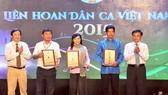 Chung kết Liên hoan dân ca Việt Nam 2015 - khu vực Nam bộ
