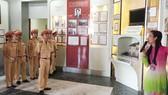 Phòng CSGT Công an TPHCM học tập, làm theo gương Bác