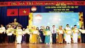 TP Hồ Chí Minh tuyên dương 125 gương người tốt việc tốt