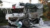 Đà Lạt: Lật thùng xe container giữa đèo, hai người tử vong