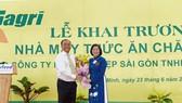 Tổng Công ty Nông nghiệp Sài Gòn: Phấn đấu là nơi sản xuất giống khu vực
