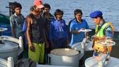Bắt vụ buôn lậu 400.000 lít dầu trên biển Tây Nam
