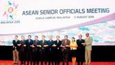 Ráo riết xây dựng Tầm nhìn cộng đồng ASEAN 2025
