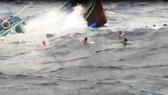 Bình Thuận: tàu cá gần 3 tỷ đồng của ngư dân bị đâm chìm