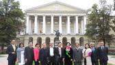 TPHCM - St. Petersburg: Ấm nồng tình kết nghĩa