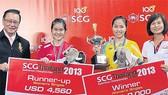 Cầu lông Thái Lan đạt đỉnh - Dấu ấn nhà tài trợ