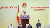 Đề nghị Quốc hội thông qua việc sửa các luật thuế tại một kỳ họp