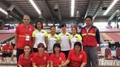 Kết thúc giải bi sắt vô địch nữ thế giới lần thứ 15-2015: Việt Nam giành HCĐ