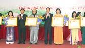 Tôn vinh 5 tập thể và 57 cá nhân tiêu biểu ngành giáo dục TPHCM