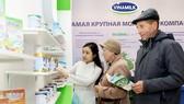 Người tiêu dùng Nga kết Sản phẩm của Vinamilk