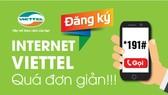 Đăng ký dịch vụ Mobile Internet đơn giản với cú pháp USSD