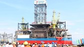 VN's largest drilling rig launched