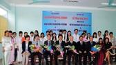 Hội kinh tế Nhật Bản trao học bổng cho sinh viên Đại học Huế