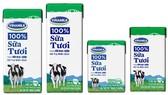 Vinamilk sữa tươi ngon trong bao bì chuẩn quốc tế