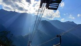 Fansipan Sapa cable car opens to public use