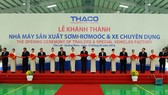 Vietnam's first trailers & special vehicles factory put into operation