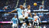 Man.City sau trận thua Tottenham: Nguy cơ mất trắng