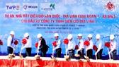 Khởi công dự án Điện gió Trà Vinh
