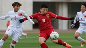 Vietnam women's football team defeated by China 0- 2