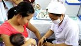 Cứu sống trẻ 6 tháng tuổi sốc phản vệ sau tiêm vaccine