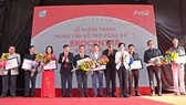 Coca-Cola khánh thành EKOCENTER thứ 3 châu Á