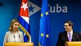 Cuba và EU ký thỏa thuận bình thường hóa quan hệ