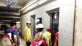 Chất lượng thang máy chung cư