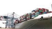 Khu cảng Cái Mép - Thị Vải đón tàu container siêu lớn