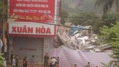 Cao Bằng: Nhà 5 tầng sập đè chết 3 người