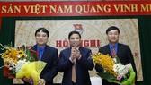Đồng chí Lê Quốc Phong được bầu làm Bí thư thứ nhất Trung ương Đoàn