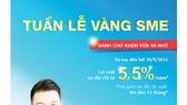 """VietinBank gia hạn chương trình """"Tuần lễ vàng SME"""""""
