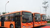 Khai trương tuyến xe buýt Ga Hà Nội- sân bay Nội Bài