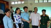 Ứng cử viên đại biểu quốc hội khóa XIV tiếp xúc cử tri quận Bình Tân, TPHCM