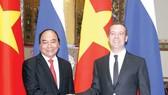 Tạo xung lực mới thúc đẩy hợp tác toàn diện Việt Nam - Nga