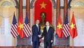 Bước nhảy vọt trong quan hệ Việt Nam-Hoa Kỳ