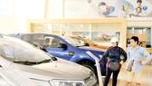 Nhập khẩu ô tô từ Thái Lan tăng trưởng nóng