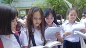 69,000 students enters 10th grade entrance exam in HCMC