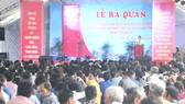 Vedan tài trợ 100 triệu đồng quà cho phong trào Toàn dân bảo vệ an ninh Tổ quốc